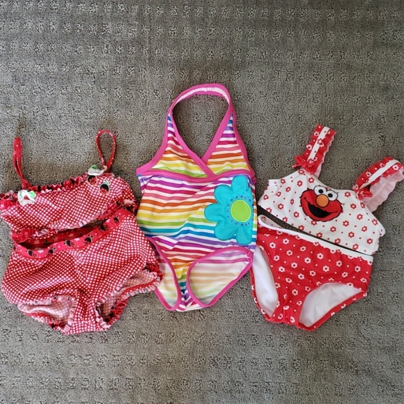 Carter's Other - Bundle of girl's bathing suits